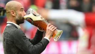 Manchester City manager Pep Guardiola is reported to have banned his players from attendingthe club's staff night out on Thursday evening, as a consequence...