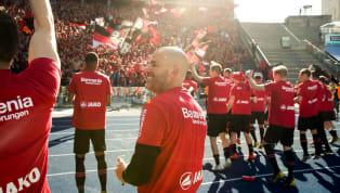 Dank einer insgesamt sehr guten Rückrunde und eines tollen Endspurts erreichte Bayer 04 Leverkusen am letzten Spieltag noch den vierten Platz und damit...