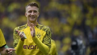 nter ​Marco Reus has revealed he and his Borussia Dortmund teammates had been hoping to draw Spanish giants Barcelona in this season's Champions League group...