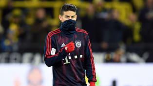 DerFC Bayern Münchenmuss in den nächsten Wochen aufJames Rodriguezverzichten. Der Kolumbianer zog sich einen Außenbandteilriss im linken Knie zu. Wie...