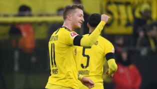 Das neue FIFA 20 Headliners-Team ist draußen! Ganz vorne mit dabei ist BVB-Star Marco Reus. Der erfahrene Kapitän der Schwarz-Gelben erhielt sogar die...