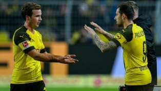 Die Länderspielpause kommt fürBorussia Dortmundzum richtigen Zeitpunkt. Der Spitzenreiter der Bundesliga musste beim jüngsten3:2-Auswärtssieg gegen...