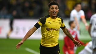 Borussia Dortmund winger Jadon Sancho has admitted he hopes to provide a 'positive message to kids in south London' as the teenager looks to continue his...
