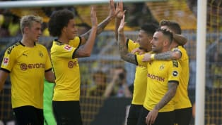BVB Borussia Dortmund bounced back from their shock 3-1 defeat to Union Berlin with a 4-0 win against top four contenders Bayer Leverkusen at Signal Iduna...