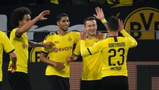 Lead Borussia Dortmund secured a vital victory on Saturday afternoon, as they beat leaders Borussia Monchengladbach 1-0 at the Signal Iduna Park. The first...