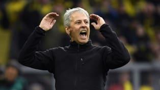 Lors du match de Coupe d'Allemagne face au Borussia Mönchengladbach (2-1), ce mercredi, Lucien Favre s'est blessé en célébrant le but de la victoire inscrit...