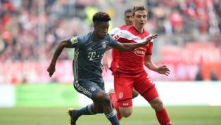 Marcel Sobottka muss erneut pausieren. Bei der1:4-Pleitegegen denFC Bayernerlitt der Fortuna-Mittelfeldmann einen Muskelfaserriss im Adduktorenbereich....
