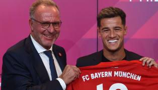 DerFC Bayern Münchenkonnte sich mit der Leihe vonPhilippe Coutinhoin diesem Sommer einen echten Weltstar angeln. Bislang konnte der Brasilianer aber...