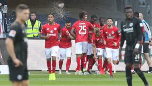 Nächste Enttäuschung für dieSGE:Mainz 05 gewinnt in Frankfurt mit 2:0. Die Eintracht droht auf der Zielgeraden noch den Platz für den Europapokal zu...