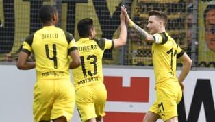 Das Meisterschaftsrennen in der Bundesliga bleibt weiter offen. Nachdem derFC Bayern Münchenam Samstagnachmittag vorlegte, machte auch derBVBam Sonntag...