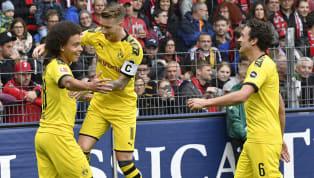 Borussia Dortmundtritt in derBundesligaauf der Stelle. Nach dem dritten 2:2-Unentschieden in Folge, verpasst der BVB den Sprung an die Tabellenspitze....