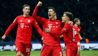 Win Bayern Munich kicked off the new year with a 4-0 win against Hertha BSC, whereRobert Lewandowski added to his goal tally this seasoninfront of a...