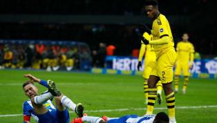 Beim knappen Sieg über Hertha BSChat sich Dan-Axel Zagadou für höhere Aufgaben empfohlen. Resolut stemmte sich der Franzose gegen die Berliner Offensive,...