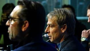 Nach dem aufsehenerregendenRücktritt von Jürgen Klinsmann als Trainer des BundesligistenHertha BSCund den über die sozialen Medien veröffentlichen...