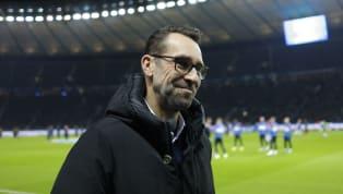 """Michael Preetz, seit mittlerweile mehr als zehn Jahren als Geschäftsführer Sport bei Hertha BSC tätig, hat im Bild-Podcast """"Phrasenmäher"""" weiter über seine..."""
