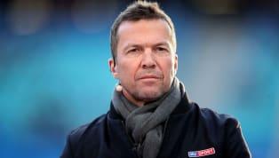 """Das Bundesliga-Topspiel auf Sky wird traditionell von Experte Lothar Matthäus begleitet. Der war nach dem knappen2:1-Sieg des BVB""""not amused"""" über den..."""