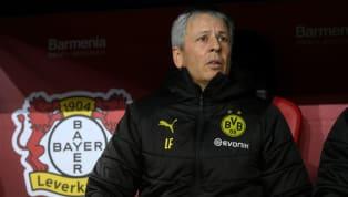 Die3:4-Niederlage inLeverkusensorgt beiBorussia Dortmundeinmal mehr für dicke Luft. Nach dem Spiel nannten Trainer Lucien Favre und Mats Hummels...