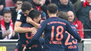 DerFC Bayernhat seinen Torhunger noch nicht verloren. Nach zwei deutlichen Machtdemonstrationen gegen Schalke und Hertha BSC, konnte der deutsche...
