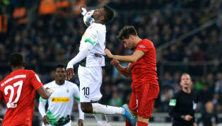 A last minute penalty secured adramatic victoryfor Borussia Monchengladbach against Bayern Munich as Die Fohlen remained top of the Bundesliga table, while...
