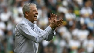 Borussia Dortmundmanager Lucien Favre has claimed that the team never gave up hope of winning the Bundesliga title, but was still happy that the team...