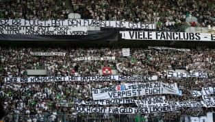 Die Fans vonBorussia Mönchengladbachsorgten mit unangebrachten Bannern beim Heimspiel gegen RB Leipzig für einen Eklat. Die Borussia-Anhänger griffen...
