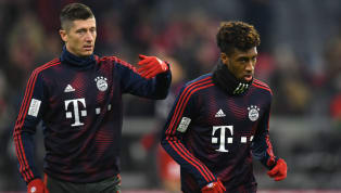 Bayern Munich managerNiko Kovač claims that a training ground bust-upbetween Robert Lewandowski and Kingsley Coman has been resolved. The two players came...