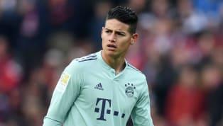 Beim FC Bayern München ist die Personalie James Rodriguez seit geraumer Zeit ein großes Dauerthema. Zieht der deutsche Rekordmeister die Kaufoption in Höhe...
