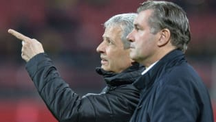 Wer erstmal einen bestimmten Ruf weg hat, wird ihn so schnell nicht mehr los. Lucien Favre, Trainer vonBorussia Dortmund,kann davon wohl ein Lied singen....