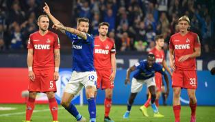 Schalke 04 verpasst in letzter Minute den Sprung an die Tabellenspitze. Jonas Hector köpfte in der Nachspielzeit den glücklichen 1:1-Ausgleich für den Effzeh....