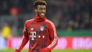 """Coman lockt Fekir zum FC Bayern: """"Wir sind ein Riesenteam"""""""