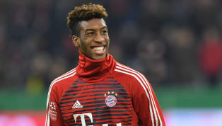 Bayern Munich forward Kingsley Coman has been given the all clear by doctors to feature in their Champions League knockout stage match against Liverpool next...