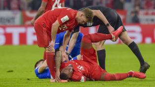 Jerome Boatenghat sich in derDFB-Pokalpartie zwischen dem FC Bayern und der TSG Hoffenheim (4:3)am Rückenverletzt. Teamarzt Dr. Hans-Wilhelm...