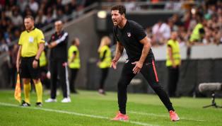 Diego Pablo Simeone compareció esta misma mañana en rueda de prensa con motivo de la previa del partido que mañana enfrenta al Atlético de Madrid con el...