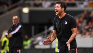 Diego Simeone has been at the helm ofAtletico Madrid since 2011, and there isn't a more suited partnership than the fiery Argentine and the Atleti bench....