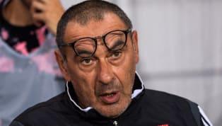 Vì hút thuốc quá nhiều, tân huấn luyện viênMaurizio Sarri đã được chẩn đoán bị viêm phổi và nhiều khả năng sẽ bỏ lỡ trận ra quân của Juventus vào cuối tuần...