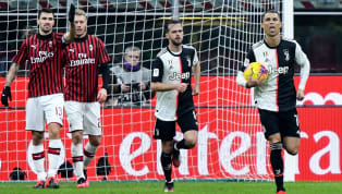 alia A controversial late Cristiano Ronaldo penalty gave Juventus an undeserved draw in their Coppa Italia semi final clash against ten-men AC Milan,...