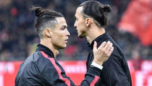 The suggestion that Gianluigi Buffon, Zlatan Ibrahimovic and even the ageless Cristiano Ronaldo are all in their late 30s and early 40s is quite frankly...
