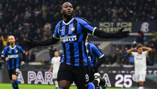 Spot ​Romelu Lukaku's brace carried Inter to the quarter finals of the Coppa Italia on Tuesday night, with Borja Valero and Andrea Ranocchia also finding the...