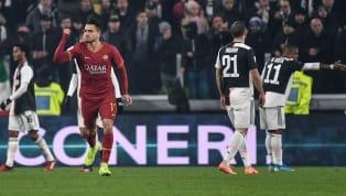 İtalya Kupası çeyrek final turu mücadelesinde Juventus ile Roma karşı karşıya geldi. Konuk ekibin ilk devresini 3-0 geride tamamladığı karşılaşmada ikinci...
