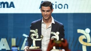 ​Cristiano Ronaldo snubbed Monday night's Ballon d'Or ceremony in favour of the annual Serie A's Gala del Calcio, but the Juventus forward incredibly waited...