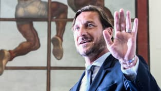 "​Italian side, AS Roma have hit back at club legend, Francesco Totti and have branded his accusations against them as ""fanciful and far from reality"",..."