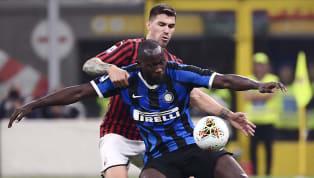 Inter 📢 | FORMAZIONE#DerbyMilano, ecco gli 1⃣1⃣ di partenza scelti da Antonio Conte! 👇#InterMilan #FORZAINTER ⚫️🔵⚫️🔵 pic.twitter.com/NhmJnwzBCz — Inter...