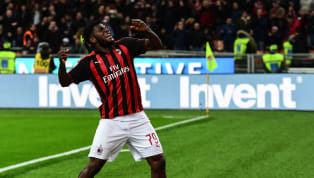 op 4 A late Franck Kessie penalty was enough to earn Milan a hard-fought 1-0 win over Lazio at the San Siro.  The game began a tense affair with both sides...