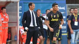 Tutto è cominciato qui?Cristiano Ronaldosi è trovato bene con mister Massimiliano Allegri, questo dicono i rumors e le voci di corridoio e spogliatoio ma...