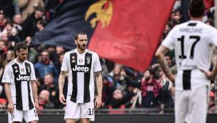La Juventus se déplaçait sur le terrain de Genoa pour continuer sa promenade de santé en tête de la Serie A. SansCristiano Ronaldo,Georgio Chiellini ou...