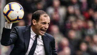 ​Massimiliano Allegri insisted that he did not regret resting Cristiano Ronaldo after Juventus crashed to a 2-0 defeat away to Genoa on Sunday. The Bianconeri...