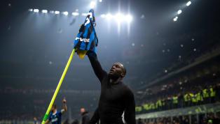 Romelu Lukaku đã cùng Inter Milan đánh bại AC Milan trong trận derby kịch tính diễn ra rạng sáng 10.2. Lukaku đã ngay lập tức đăng đàn ăn mừng chiến thắng...