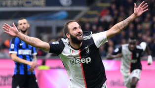 rker Juventus laid a marker in the Serie A title race at San Siro with a 2-1 victory over Inter, the visiting side moving top of the table thanks to strikes...