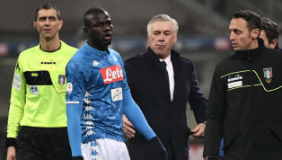 ​Carlo Ancelotti has insisted that Kalidou Koulibaly is the best centre back in the world and claimed that the Napoli superstar is worth €150m. The Senegal...