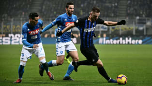 News ​Second face third in Serie A this weekend as Inter travel to runners up Napoli knowing victory would secure them a place in the top four and Champions...